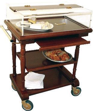 Table à fromages et desserts petit modèle NEREIDE