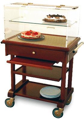 Table réfrigérée par nodules eutectiques DIONE