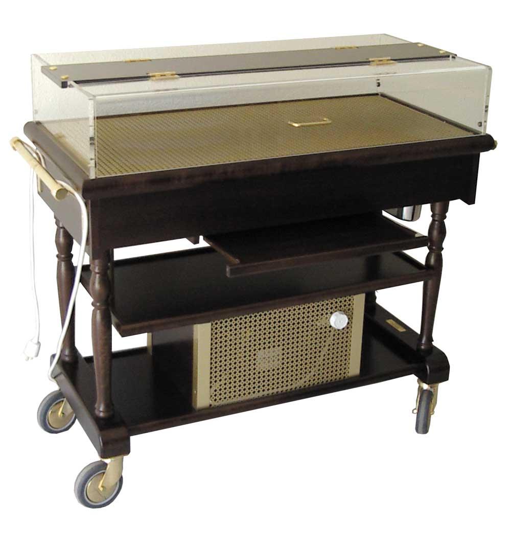 Table réfrigérée par compresseur JANUS