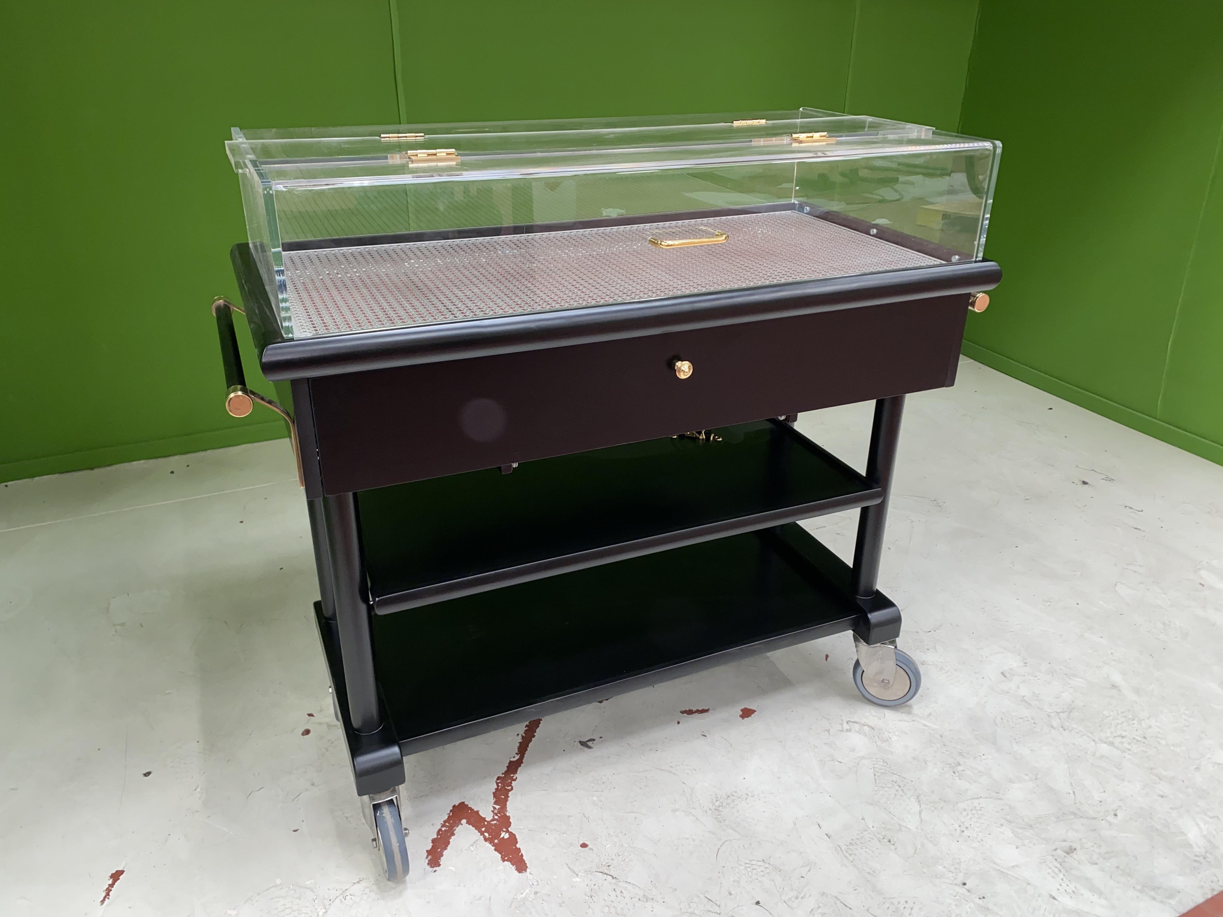 Table réfrigérée par nodules eutectiques ENCELADE