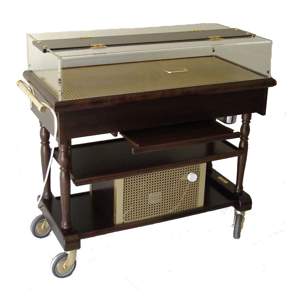 Table réfrigérée par compresseur PHOEBE