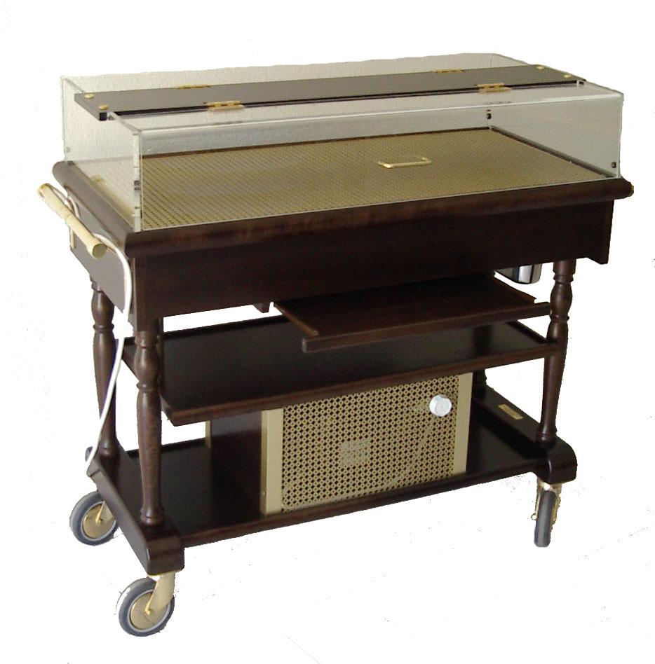 Table réfrigérée par compresseur EPINETHEE