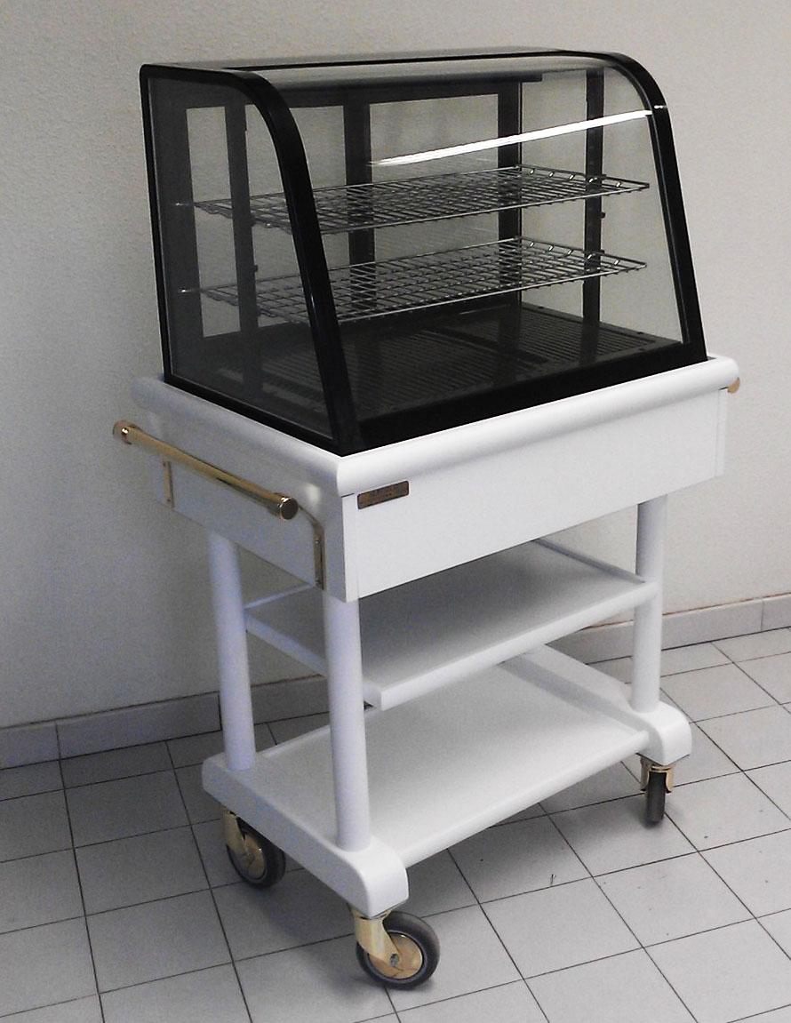 Table + vitrine réfrigérée Mélodie 03
